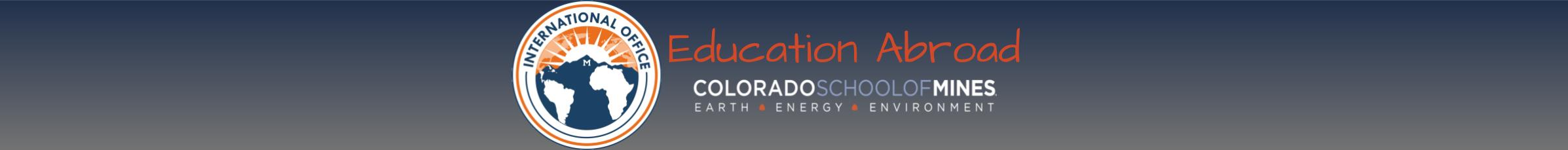 Education Abroad - Colorado School of Mines